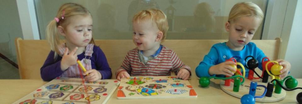 Kleinschalig kinderdagverblijf aan huis
