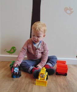 ontspannen spelen bij kleinschalig kinderdagverblijf de argonauten